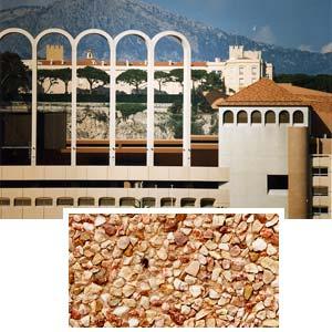 Louis II Stadium - Monte Carlo – Rosé de Brignoles